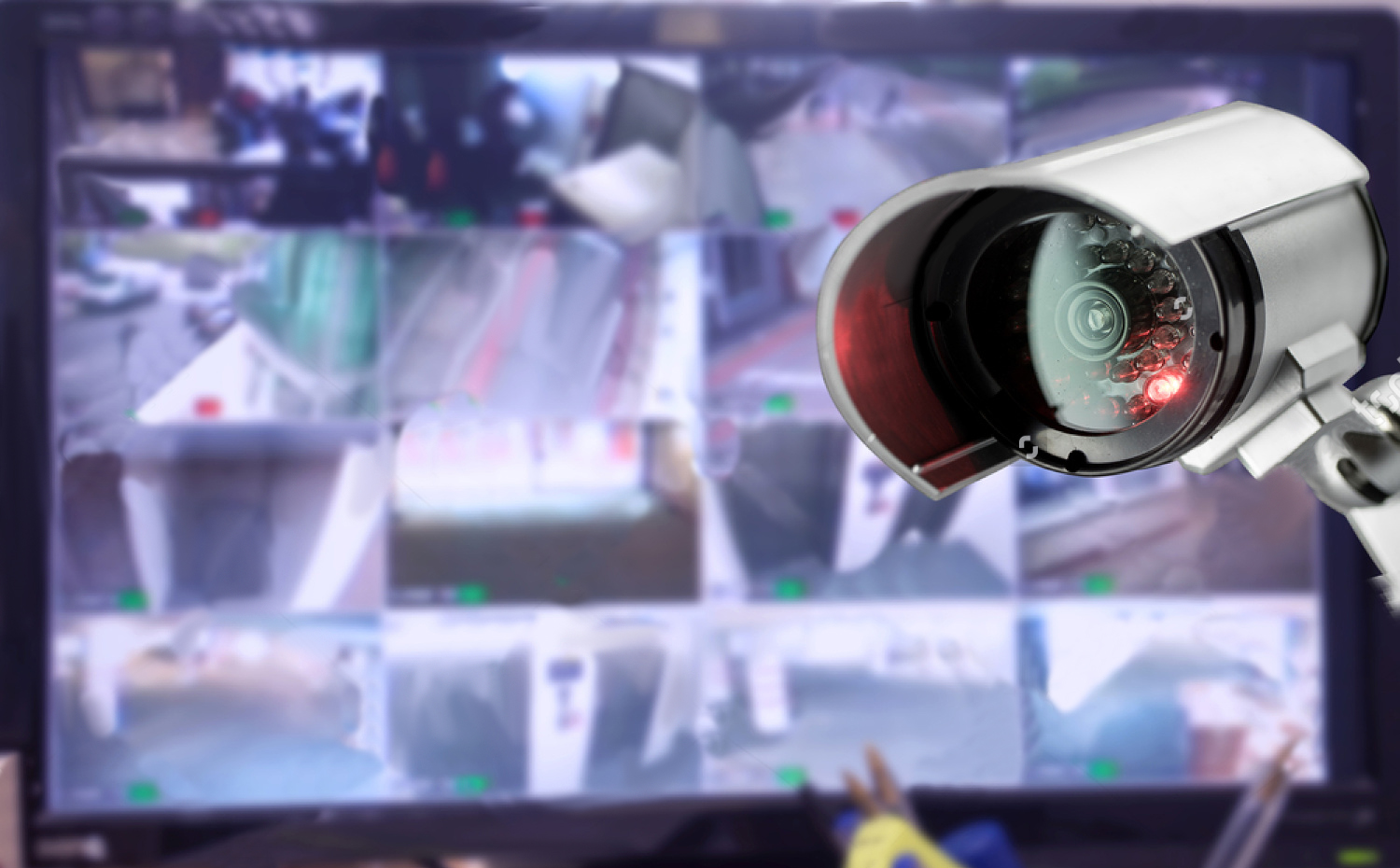 stock-photo-cctv-security-camera-monitor-in-office-building-278962550